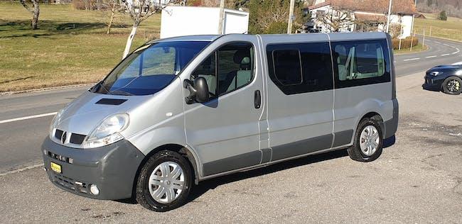 bus Renault Trafic Kombi 2.9 t L2 2.5 dCi 135