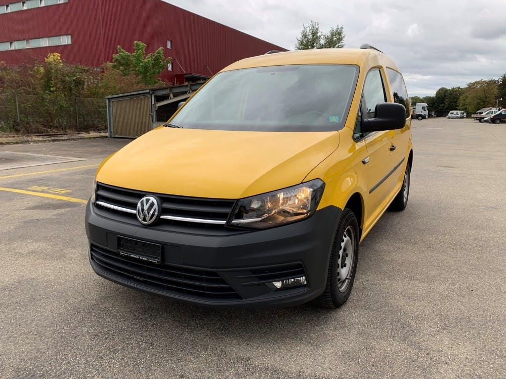 bus VW Caddy 2.0 TDI Comfortline
