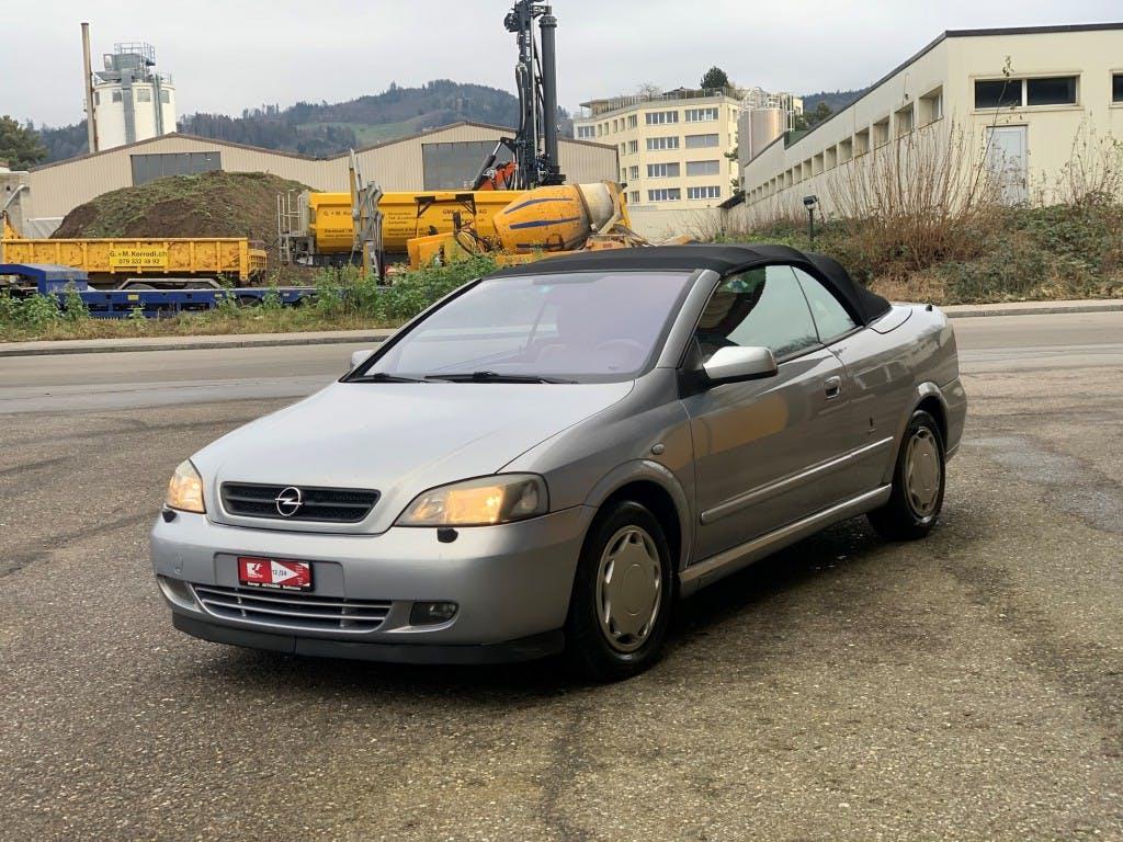 cabriolet Opel Astra Cabriolet 1.8i 16V