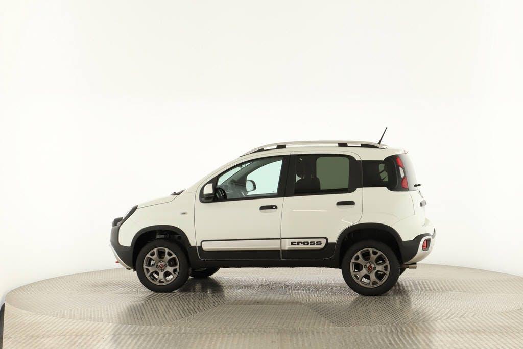 saloon Fiat Panda 0.9 T TwinAir Cro. 4x4 S/S E6d