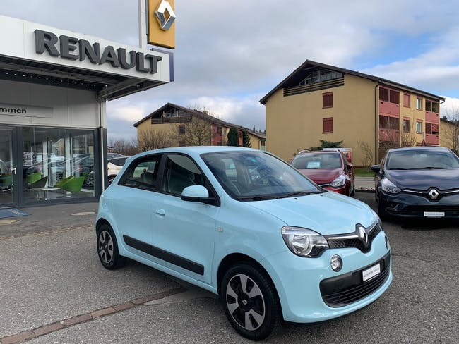 saloon Renault Twingo 1.0 Life