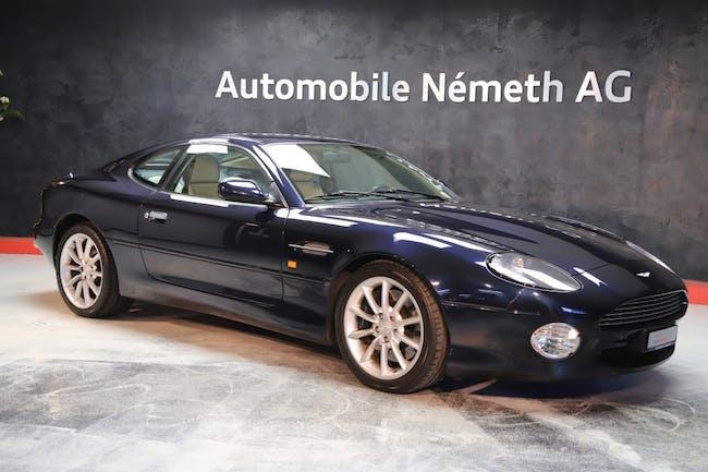 sportscar Aston Martin DB7 Vantage