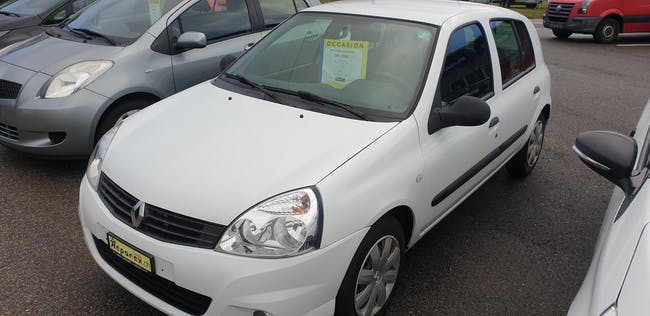saloon Renault Clio 1.2 Expression