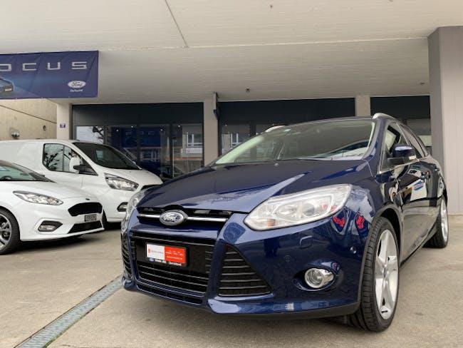 estate Ford Focus 1.6 SCTi Titanium