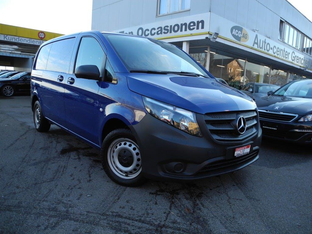pickup Mercedes-Benz Vito 114 BlueTEC Euro 6