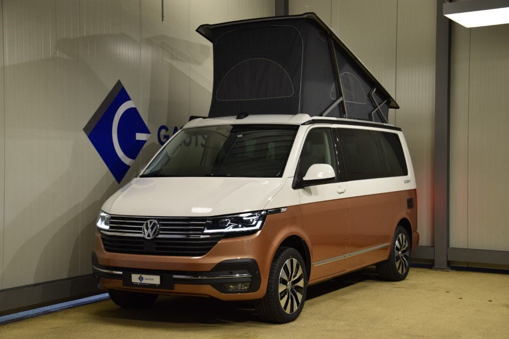 bus VW T6 California 2.0 TDI Ocean Liberty