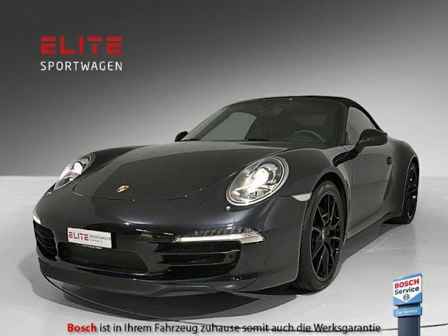 cabriolet Porsche 911 Carrera 4S Cabrio PDK
