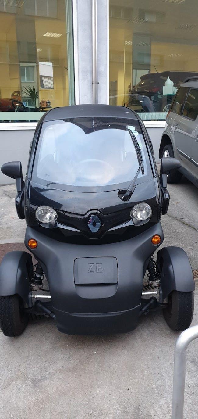 cabriolet Renault Twizy Z.E. Urban (Batterie Miete)