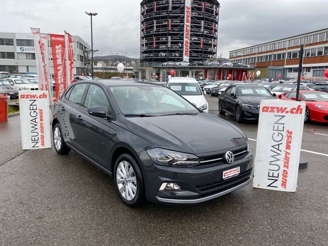 saloon VW Polo 1.0 TSI BMT Highline DSG