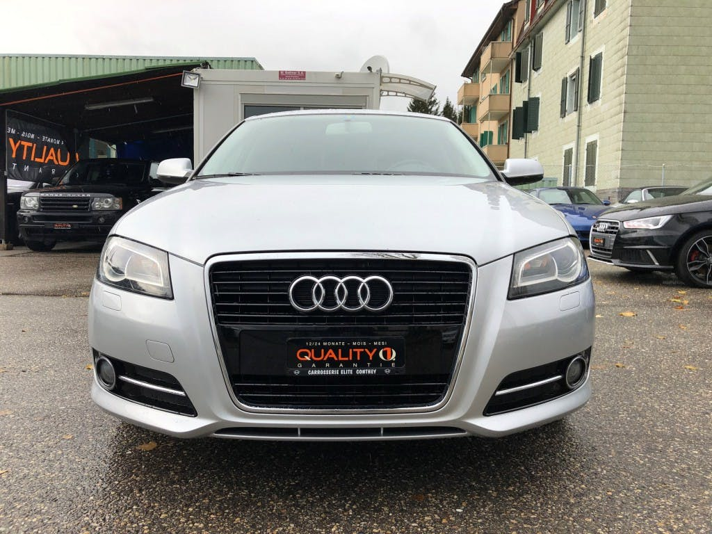 saloon Audi A3 Sportback 1.6 TDI Ambiente