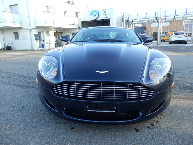 Aston Martin DB9/DBS DB9 Coupé 5.9 V12 89'000 km 32'900 CHF - buy on carforyou.ch - 1