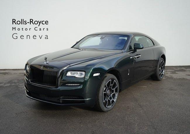 coupe Rolls Royce Wraith 6.6V12 BlackBadge