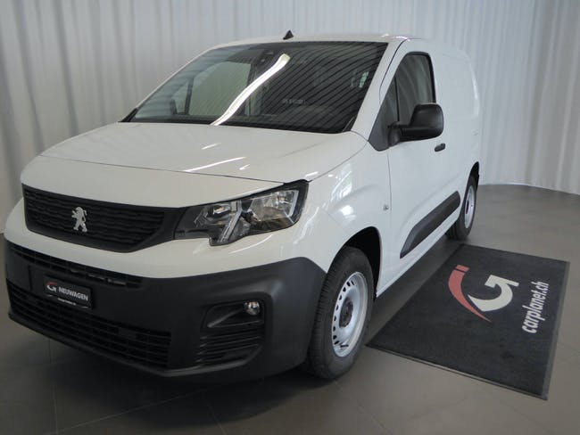van Peugeot Partner Kaw. 650 Standard 1.6