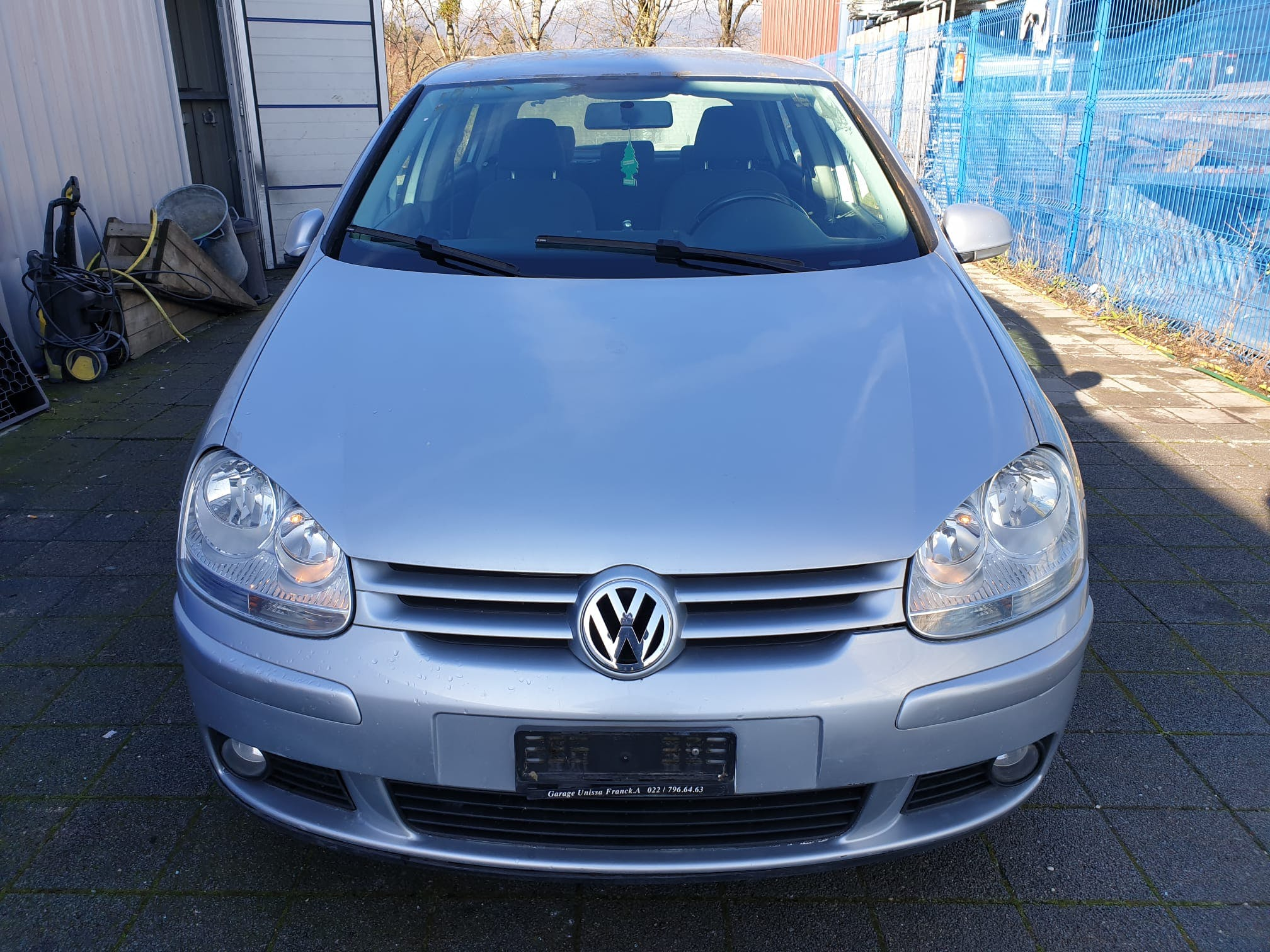 saloon VW Golf V 1.4 TSI 122 Trendline