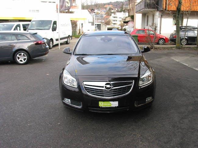 saloon Opel Insignia 2.0 CDTi 195 4x4 Sport S/S