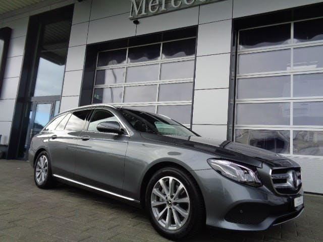 estate Mercedes-Benz E-Klasse E 200 Avantgarde 9G-Tronic