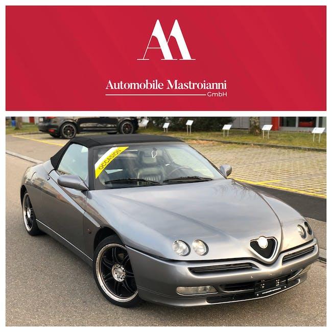 cabriolet Alfa Romeo Spider 2.0 16V TS