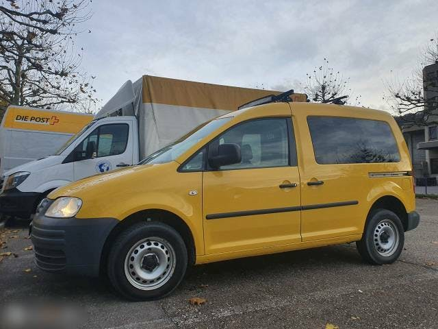 bus VW Caddy VW 1.9 Tdi   4x4