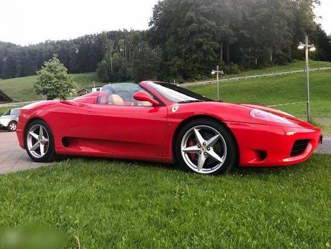 cabriolet Ferrari 360 Ferrari Spider