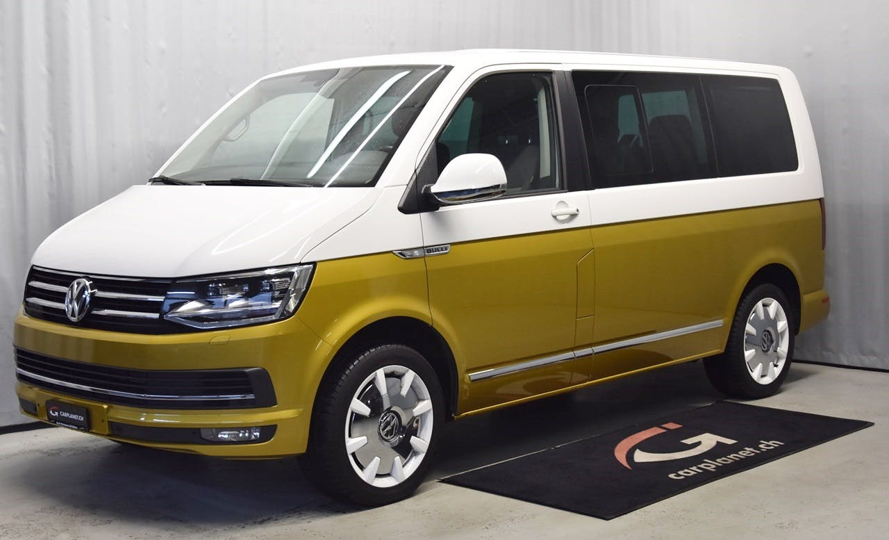bus VW T6 Multivan 2.0 TDI 150 Bulli