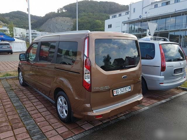 bus Ford Connect Ford Tourneo 1.6 EcoB T
