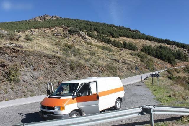 bus VW T4 Campingbus extra Lang ab MFK.