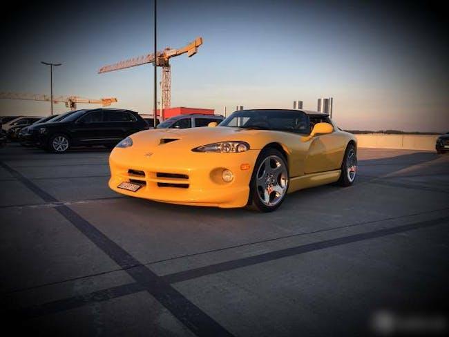 cabriolet Dodge Viper Dodge (Chrysler) rt/10 2002