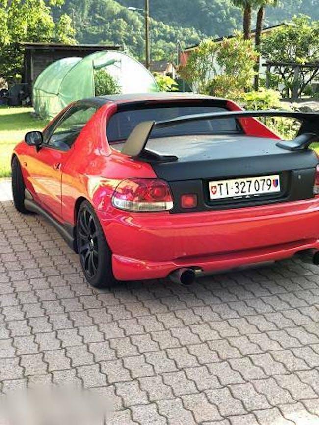 cabriolet Honda CRX HONDA CR-X DEL SOL