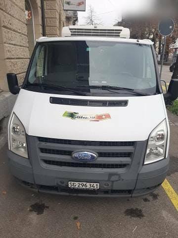 bus Ford Transit Ford T260s Diesel Kühlwagen ab MFK !!