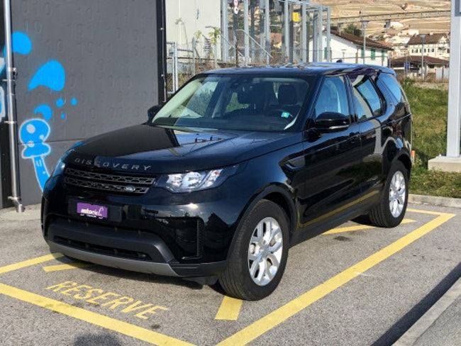 suv Land Rover Discovery 3.0 Si6 SE