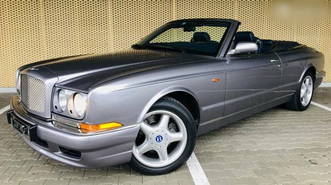 cabriolet Bentley Continental - Azure BENTLEY Azure 72'500 km 06.2000