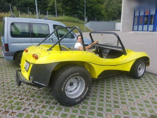 cabriolet VW Buggy vw 1.5