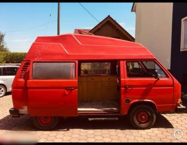 pickup VW Typ 2 VW T3 Camper/ Bus