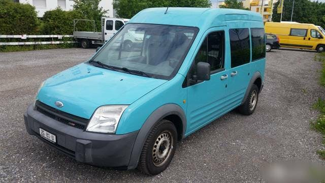 bus Ford Connect Ford 230 L