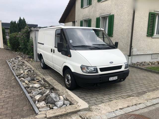 bus Ford Transit Ford 2.0