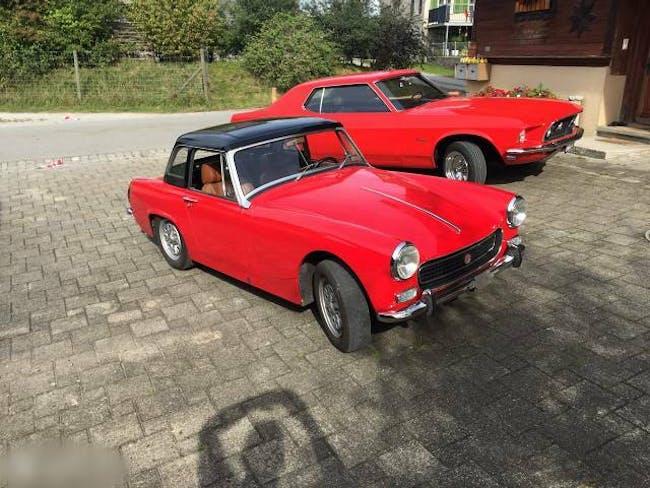 cabriolet MG Midget MG Motor 1275 cc