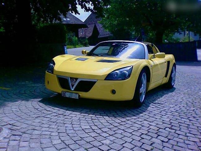 cabriolet Opel Speedster Herbstaktion: Opel 2.2 (2te Serie)