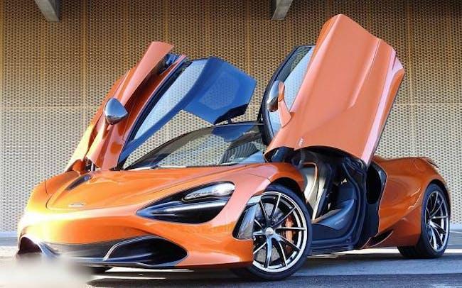 coupe McLaren 720S McLAREN Coupé Performance 4.0 V8 SSG 4'500km 02.2018
