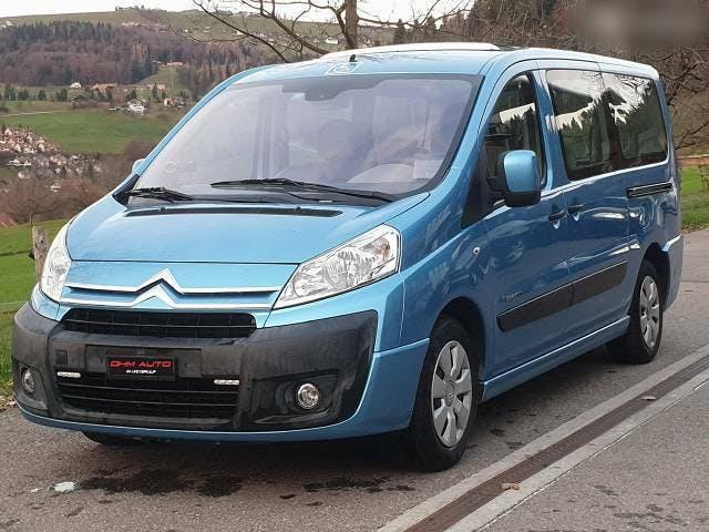 bus Citroën Jumpy CITROEN 2.0 HDi Business L2H1/ Behindergerecht-Rampe