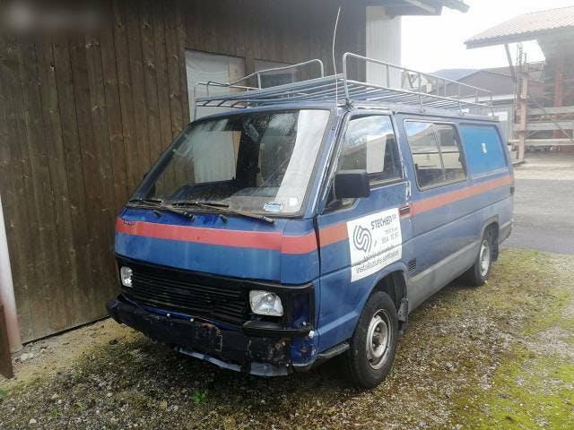 bus Toyota Hiace Toyota 1989