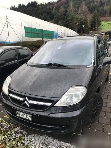 bus Citroën C8 Citoen ab MFK Jlui 2019