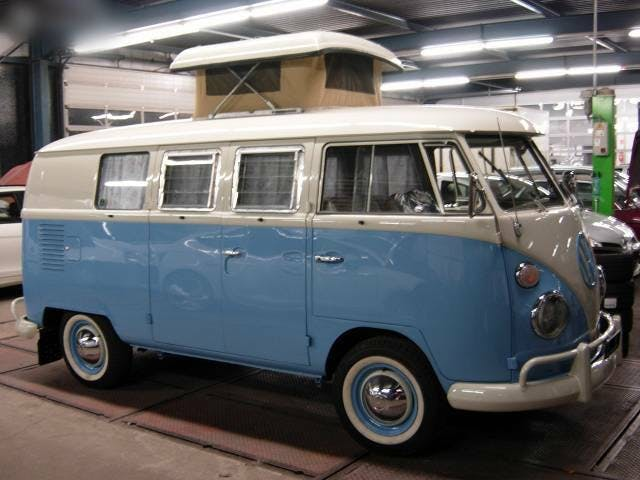 bus VW Typ 2 VW Bus T1 Westaflia SO 42
