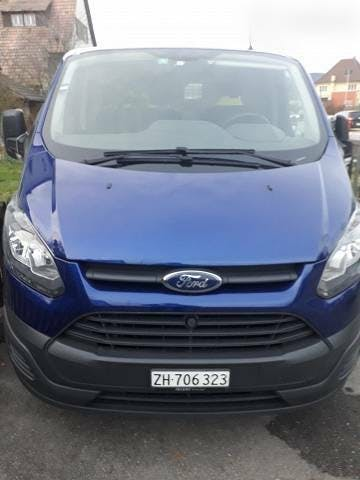 bus Ford Transit Ford 2015