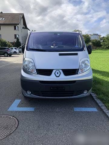 bus Renault Trafic Renault Trafic (lange Version)