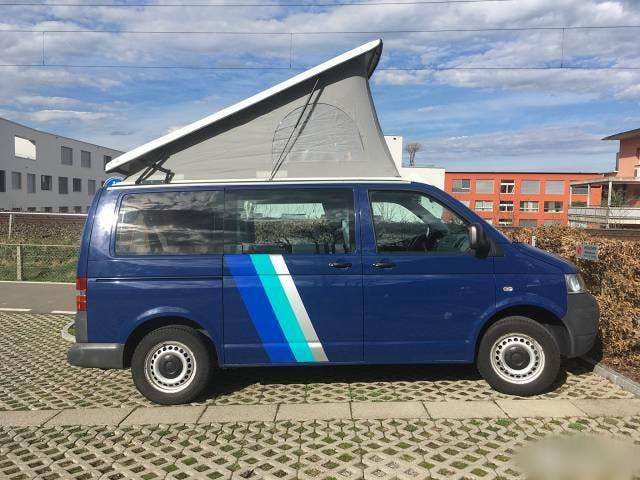 bus VW T5 VW Camper TDI (102PS) frisch ab MFK und Service