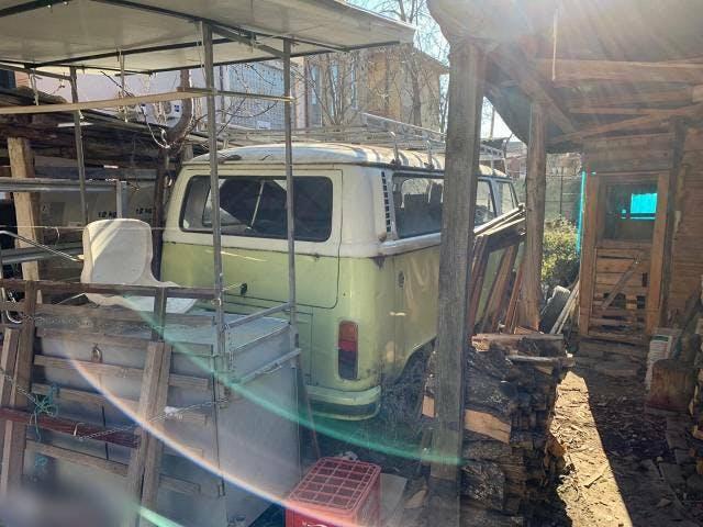 bus VW Typ 2 Vw t2 perfekt zum restaurieren