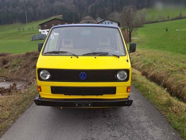 bus VW Typ 2 VW Bulli T2 typ 3