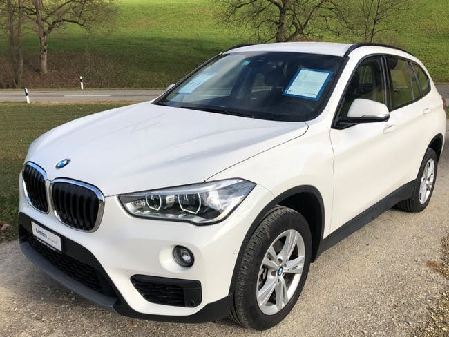 suv BMW X1 xDrive 18d 4x4 150PS