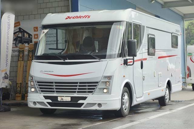 bus Fiat Ducato FIAT 2.3MJT 130PS Dethleffs Globebus I4*Neuwertig*