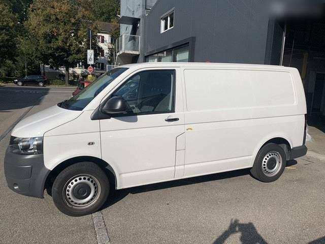 bus VW T5 VW 2.0 TDI (Kasten)